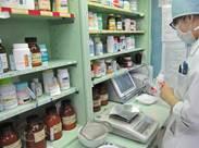処方箋による調剤